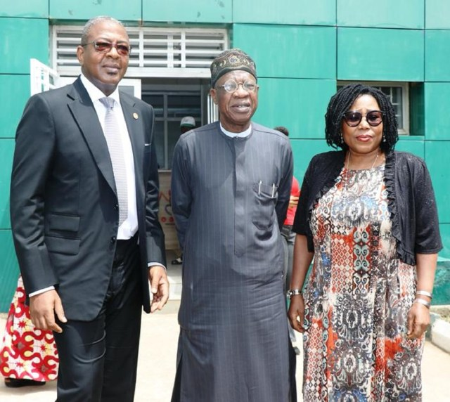 Nigeria made $104m from film, music industries in 2019 ― Lai Muhammed