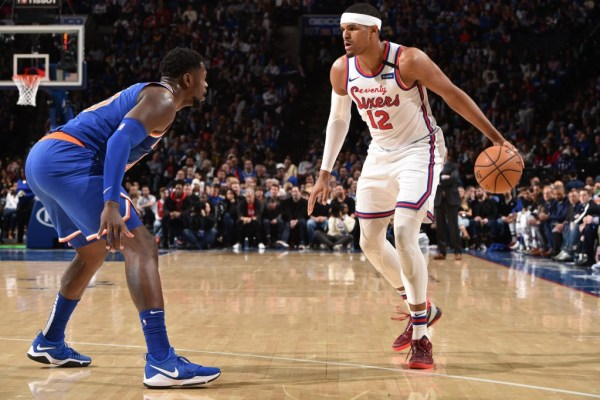 Harris shines as shorthanded Sixers defeat Knicks