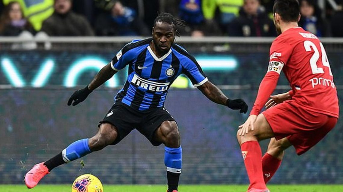 Antonio Conte warns Moses, others ahead of Milan derby