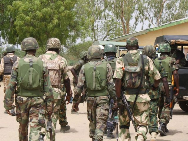 Army corporal opens Fire on colleagues, kills himself and two others