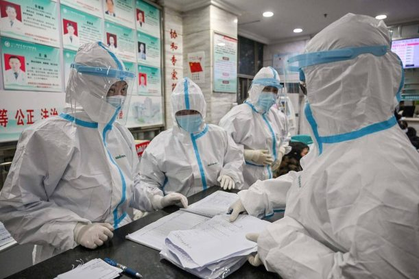 Hope for China as report shows new COVID-19 cases falling