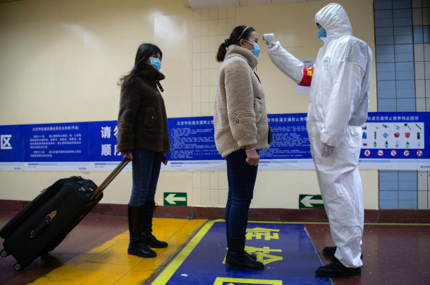 Pentagon approves quarantine for 1,000 people amid coronavirus outbreak