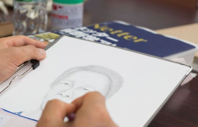 Forensic Sketch Art: Using art to solve crimes