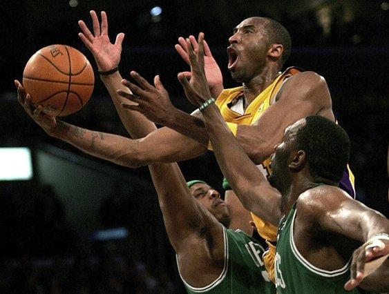 NBA names all-star award in honour of Kobe Bryant