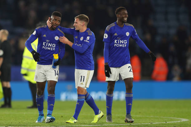 Ndidi, Iheanacho's market values reach joint all-time high