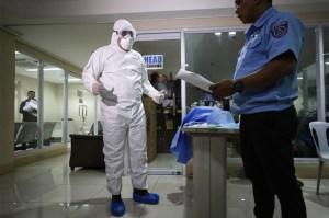 Coronavirus, Philippines