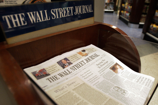 China Revokes Credentials of 3 'Wall Street Journal' Reporters