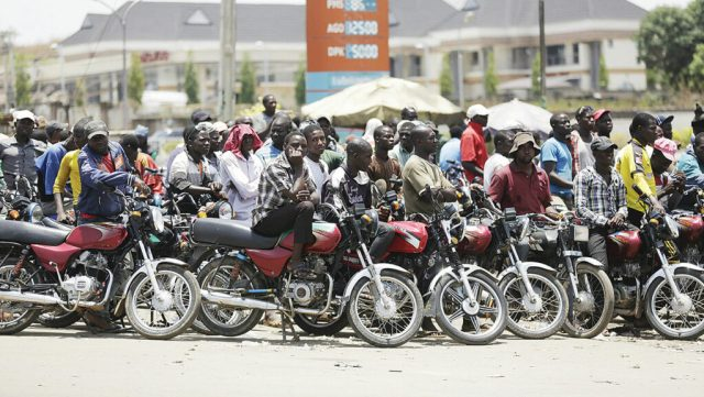 Why Bauchi's ban on Okada flopped