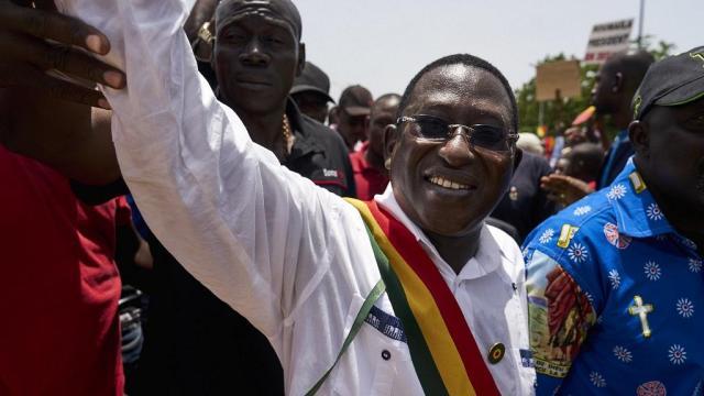 Mali, Opposition