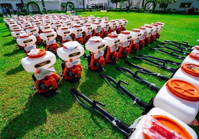 COVID-19: LASG set to deploy newly acquired equipment for disinfection of public places