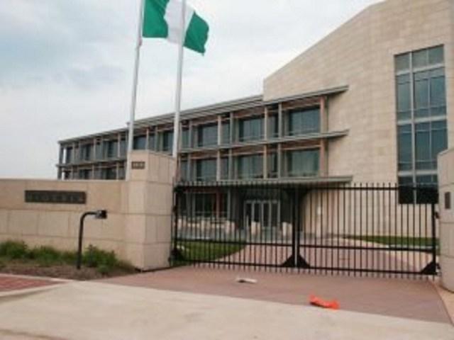 COVID-19: Nigerian Embassy in U.S. suspends passport interviews, biometric capturing