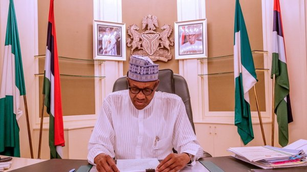COVID-19: Presidency begins fumigation of Buhari's offices