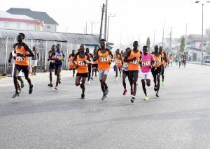 Warri, Effurun, Peace Marathon
