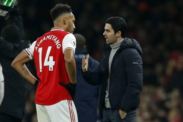 Aubameyang says Arsenal 'hold the keys' over his future