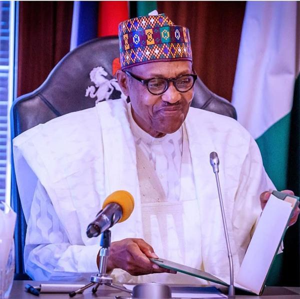 COVID-19: After testing negative, Buhari resumes work - Vanguard News