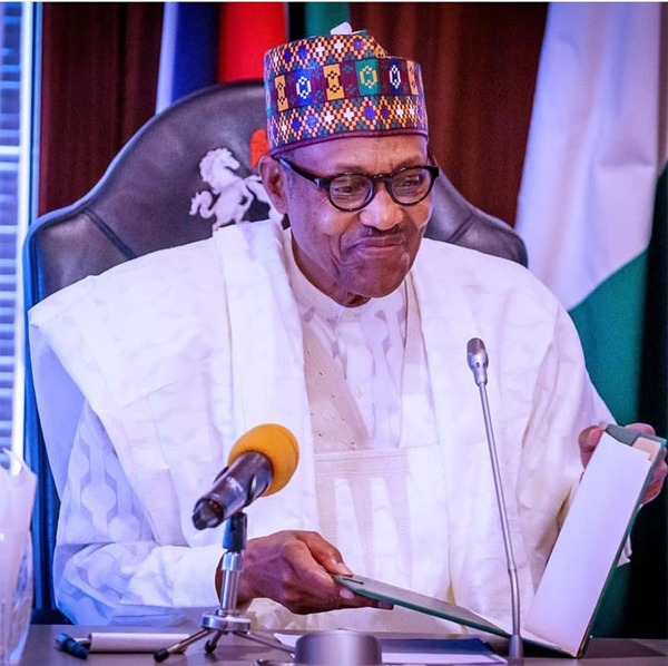 BREAKING: Buhari directs closure of air, land borders for 4 weeks