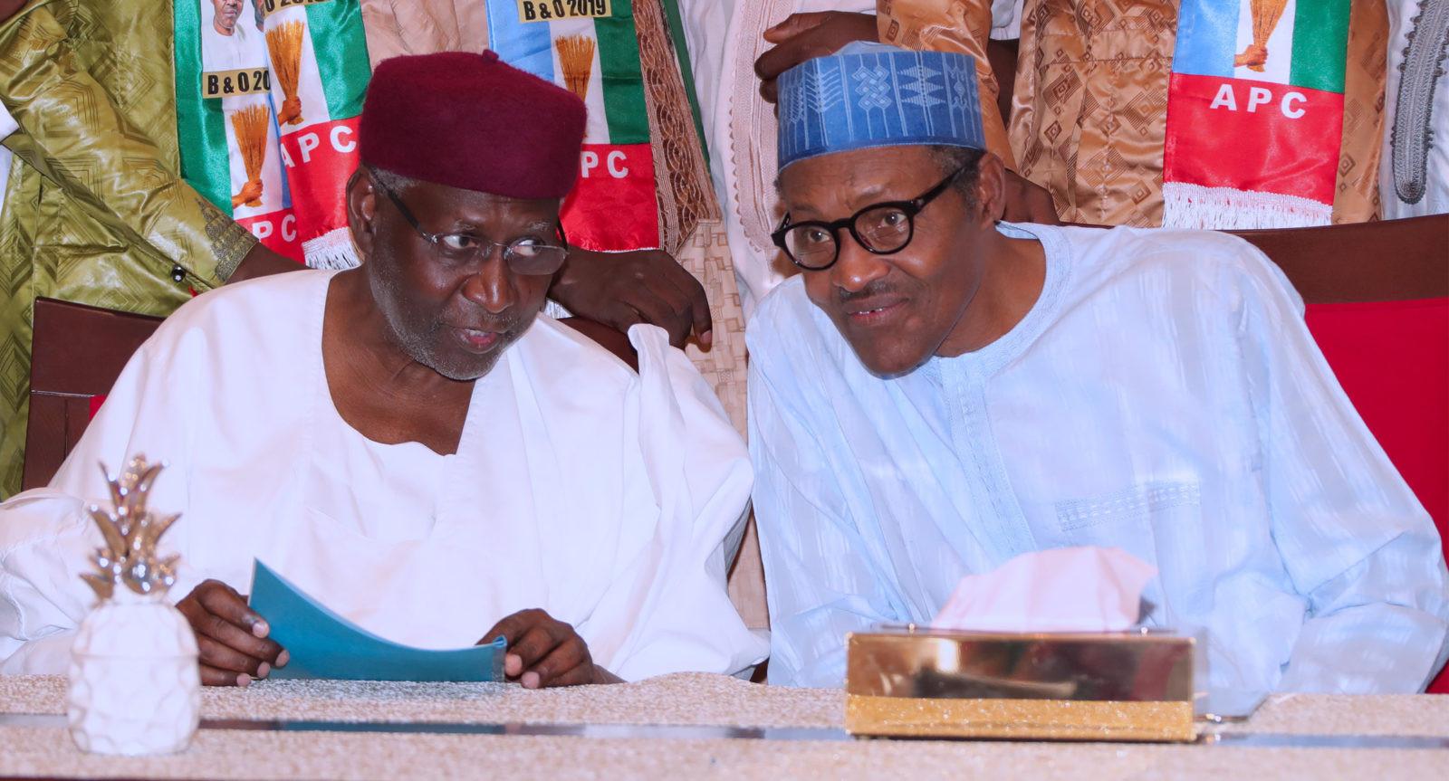COVID-19: Presidency keeps mum over Buhari, Abba Kyari status
