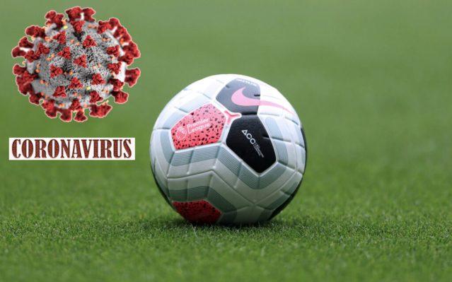Coronavirus, football