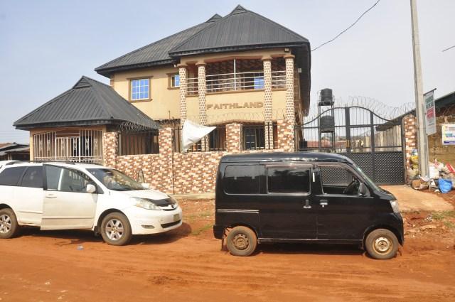 Edo, Orphanage