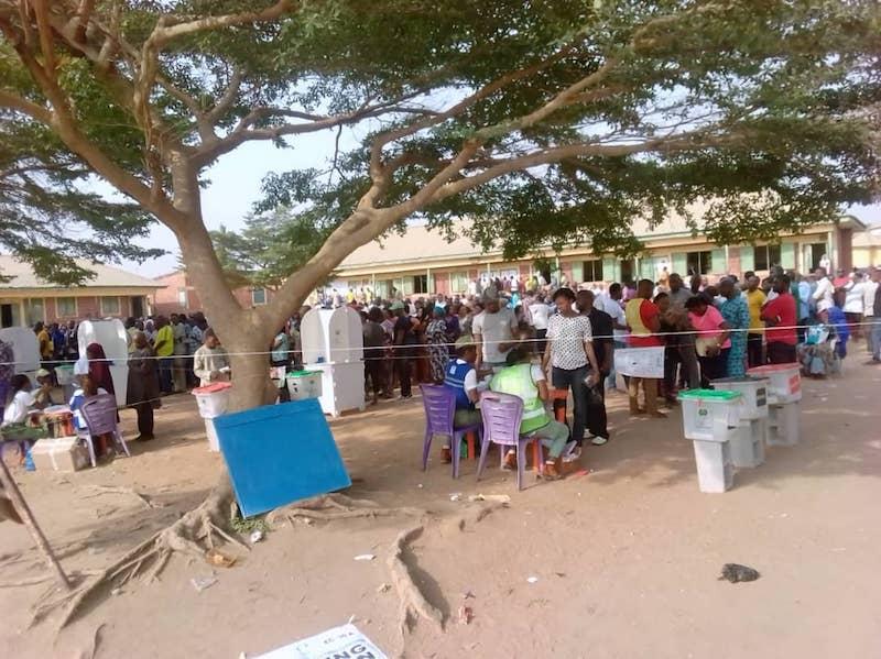 Enugu LG polls: Election observers lauds ENSIEC for peaceful, credible election - Vanguard