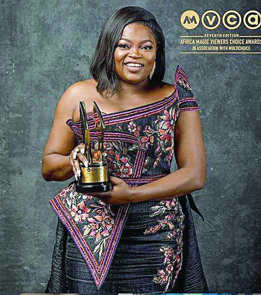 Police arrest Funke Akindele for hosting house party amidst COVID-19 pandemic