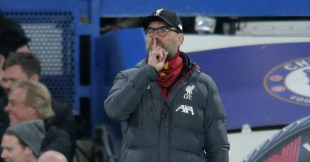 EPL title: We're not Champions yet, Klopp tells Liverpool players
