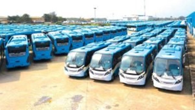 COVID-19: Lagos bus service scraps standing in buses