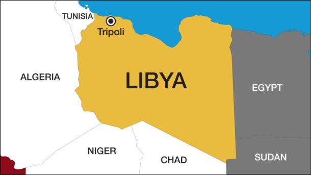 Migrantes de Libia