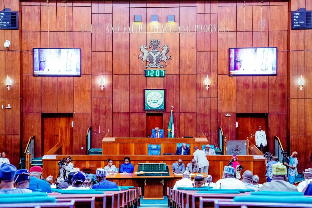 Reps in shouting match, as speaker withdraws National Water Resources Bill - Vanguard
