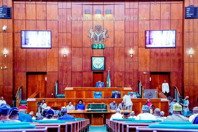 Reps in shouting match, as speaker withdraws National Water Resources Bill