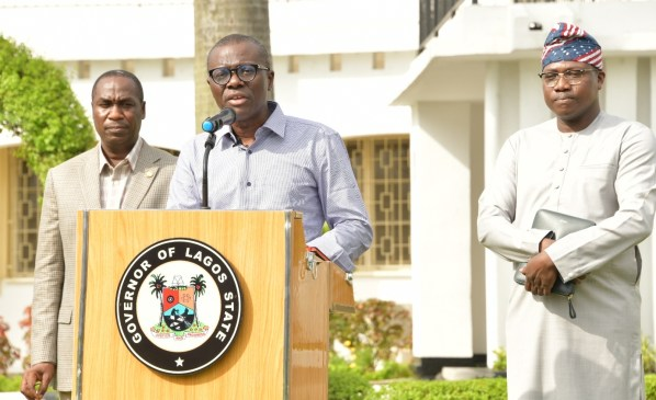 Lagos authenticates SMS on stimulus package for aged