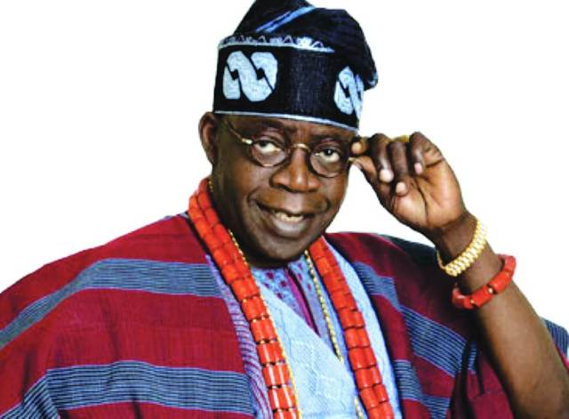 Tinubu donates N200m to contain coronavirus