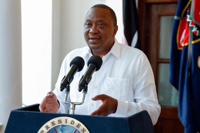 Kenya orders probe of coronavirus payments