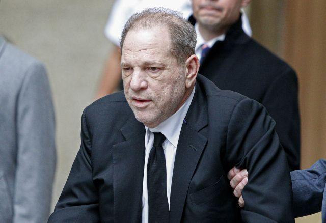 Harvey Weinstein, Coronavirus