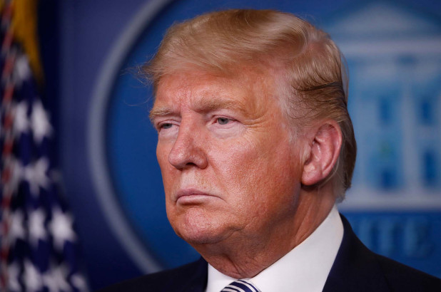 Trump's condition improving, not on oxygen – Doctor