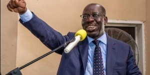 Obaseki kicks off campaign in Edo North