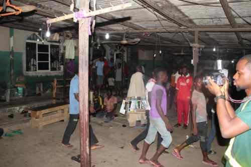 COVID -19 lockdown directive: Worshippers attack taskforce in Lagos