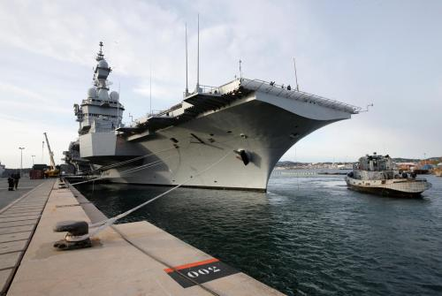 20 sailors hospitalised after French navy coronavirus outbreak