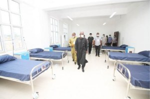 COVID-19: FCT discharges seven people