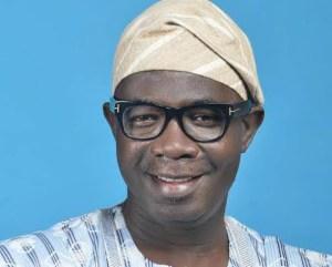 Ondo deputy governor quits APC, picks PDP membership card
