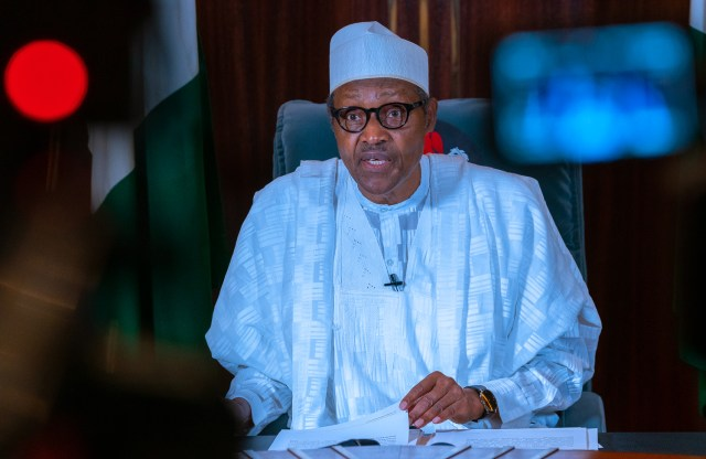 COVID-19 shock on Nigeria, multiple ? Buhari