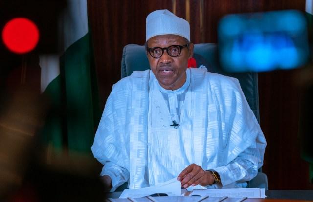 Buhari greets Nigeria's Conciliator-General at 68