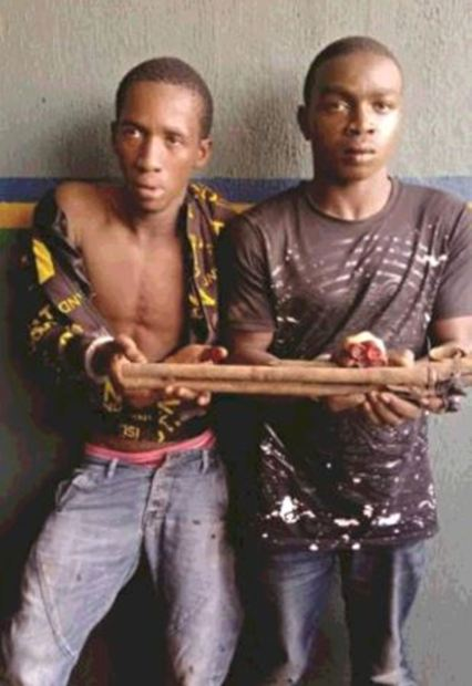 We killed the victim to avenge the death of our member... ―Suspected cultists