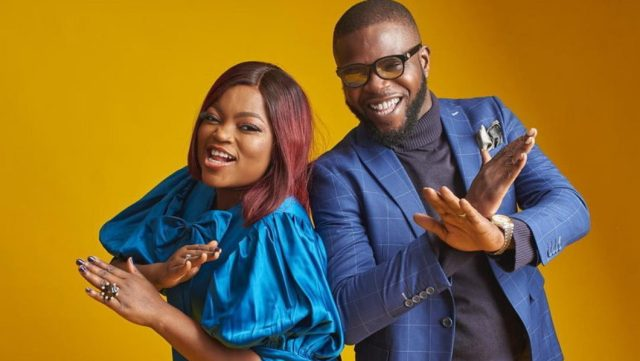 JUST IN: Funke Akindele, husband plead guilty in court