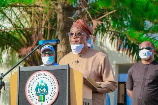 International Youth Day: We are poised to build sustainable future for youths — Oyetola