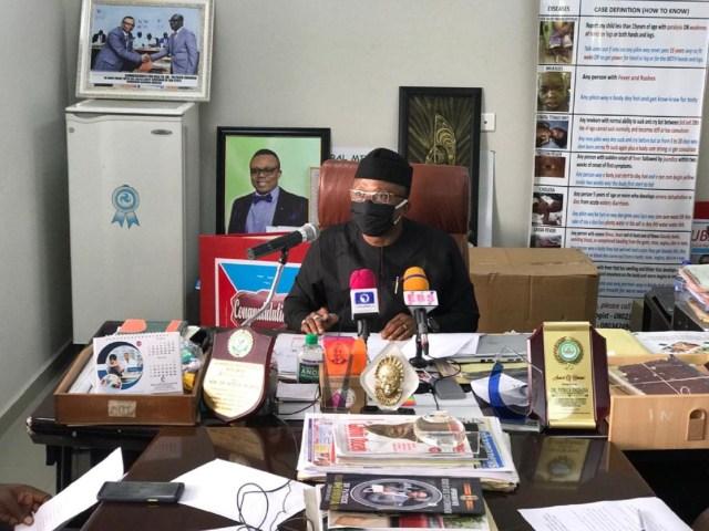 Coronavirus: Five patients discharged in Edo