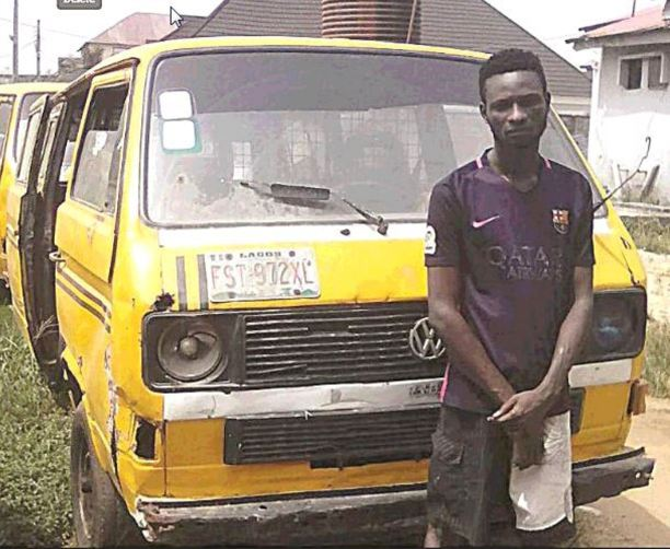 How SARS operatives arrested serial car thief