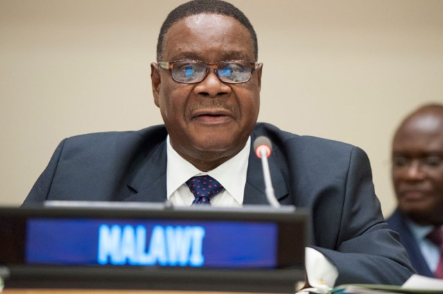 Malawi president takes wage cut to fund coronavirus fight