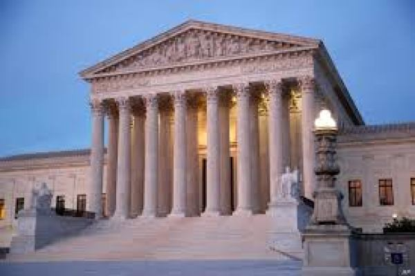 US Supreme Court to hold virtual hearings over COVID-19