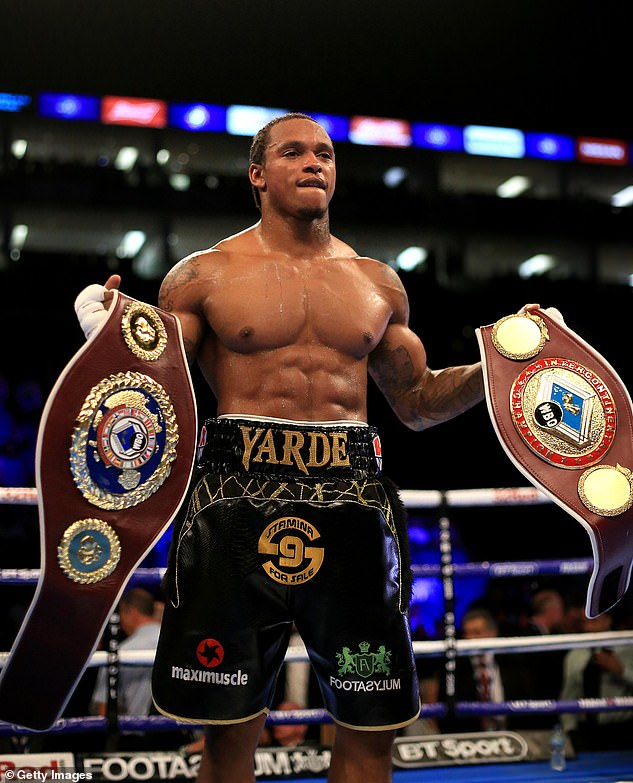 Anthony Yarde loses grandmother to coronavirus just days after dad passes